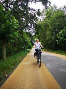 Aanleg fietssuggestiestroken Rijsselstraat en Schrikheidestraat