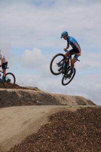 Dirt jumps mountainbikepark