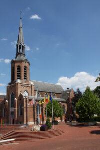 Kerk Beringen-centrum