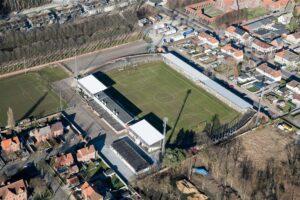 Mijnstadion wordt multifunctioneel sportcomplex met kunstgras